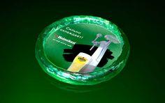 Монетница, Heineken от рекламного агентства Fishkey
