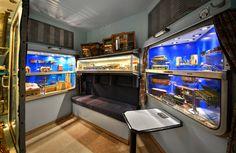 İstanbul Oyuncak Müzesi | Tren Odası