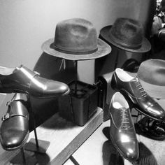 Hat and shoe flow at The Outpost, Barcelona !!
