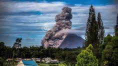 Sinabung volcano (Sumatra, Indonesia) activity update Wednesday Dec 16, 2015 08:48 AM | BY: T