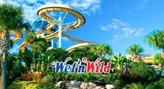 Who's planning to visit this fun place before it closes permanently on Dec. 31? 😎 #orlando #wetnwild