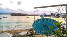 Lefkos Beach , on the West coastal side of Karpathos  Island.