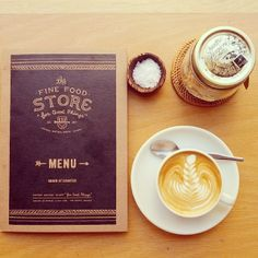 Sydney- the Rocks- for breakfast- life is good at #thefinefoodstore x