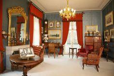 Bad Ischl - Franz Joseph's room in the Emperor's Villa