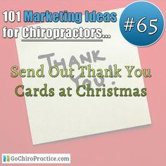 ChiroPractice - 101 Chiropractic Marketing Ideas: #61 – #80 - ChiroPractice