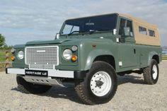 Land Rover 110 V8