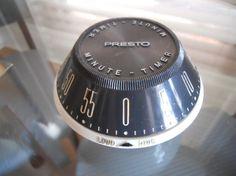 Presto kitchen timer