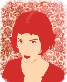 Amelie Poulain.
