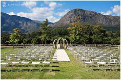 ZaraZoo Top 10 Cape Town Wedding Venues (7-5) le petit dauphine franschoek