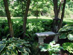 shade garden  (davies associates landscape)