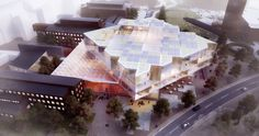 Gallery - Henning Larsen Architects Wins Competition to Design a New Forum at Lund University - 9