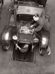 Mechanics. Undated