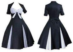 50's style dress, want it!