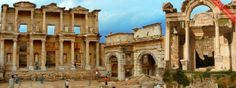 Day trip to Ephesus from Marmaris
