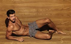 #DiegoMiguel Wears Animal Prints Charlie by Matthew Zink