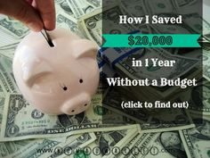 I managed to save 40% of income even though I'm a complete failure when it comes to budgeting. Read more here: http://www.nomadwallet.com/save-money-tip-trick-without-budget/