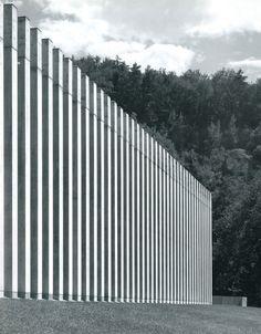 Livio Vacchini > Palestra polivalente   HIC Arquitectura