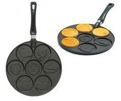 wild pancakes