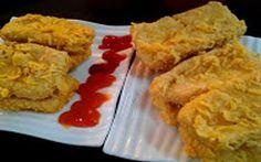Tahu goreng krispy rumahan ini bisa anda buat dirumah karena cara membuatnya sangat simple dan mudah. Tahu goreng ini bisa dijadikan cemilan atau sebagai pelengkap kudapan nasi. Untuk membuatnya anda bisa intip resep dibawah ini kemudian praktekkan.