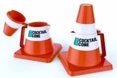 Cocktail Traffic Cones