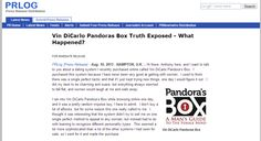 http://www.prlog.org/12190860-vin-dicarlo-pandoras-box-truth-exposed-what-happened.html -website Come have a look at our website. https://www.facebook.com/bestfiver/posts/1434929090053395
