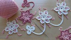 En Güzel Çiçek Motifi Örnekleri - El Sanatları ve Hobi Sitesi - El Sanatları ve Hobi Sitesi