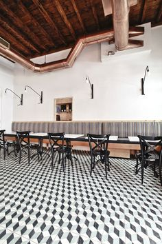 A Former Sponge Factory on the Greek Island of Symi is Transformed into LOS bistro | Yatzer