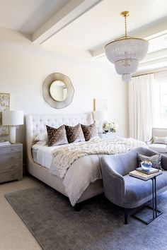 Room Tour: Update your master bedroom for Fall — The Decorista