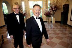 Haiku, sake and R&B at White House dinner for Japanese prime minister