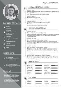 Free Cv Template Word, Creative Cv Template, Resume Design Template, Resume Templates, Design Resume, Resume Layout, Curriculum Design, Creative Curriculum, Curriculum Vitae Template Free