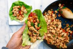 We've taken all of the classic flavors to make crisp and fresh Thai lettuce wrap recipe that doesn't sacrifice taste!