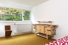 Combineer Van Besouw tapijt met design meubelen