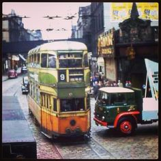 Clydebult lol. This was my grannies fav in the old transport museum.