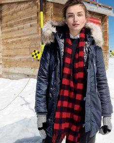 jcrew style guide december 2013 zermatt switzerland ski snow buffalo check
