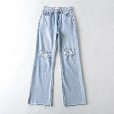 Denim Pants, Jeans, Women's Flares, Teenager Outfits, Stage, Spring Summer, Sweatpants, Autumn, Zipper