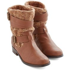 ModCloth Isn't Knit Great? Boot