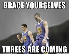 Golden State Warriors will attack! - http://nbafunnymeme.com/golden-state-warriors-will-attack/
