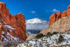 Nature 3 State Of Colorado, Colorado Homes, Colorado Mountains, Rocky Mountains, Snow Mountain, Half Dome, Nature Photos, Beautiful Homes, Places