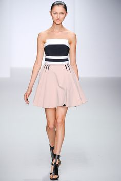 David Koma Spring 2014 Ready-to-Wear Collection Slideshow on Style.com