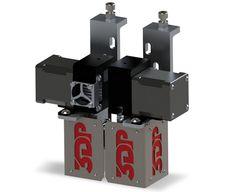 3D Platform's HFA 3D Printing Extruders #3DPrinting