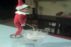elf on the shelf inappropriate - Google Search