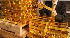 Gold Up, Still Set for Biggest Weekly Drop in 4 Months - DailyFinance