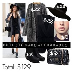 """Outfit made Affordable"" by sierra-alayna on Polyvore"