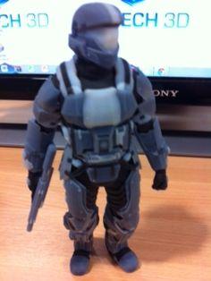 Super Cool 3D model I would love to Print.