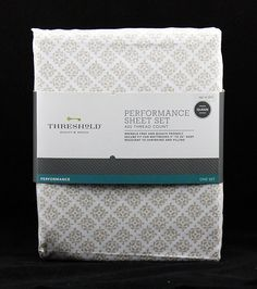 Fifty2 - The My Private Brand Project - Target - Threshold - sheets