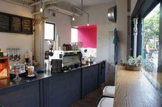 Little Nap Coffee Stand (interior) so cute!