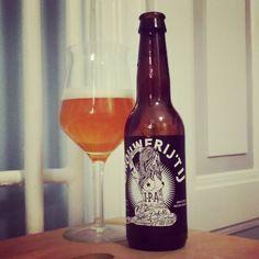 Brouwerij ' t IJ IPA #craftbeer #amsterdam #netherlands #holland #indiapaleale #ipa #ilovebeer #instabeer #barbusig #frau #etikett