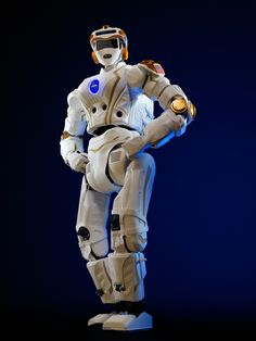 NASA counting on humanoid robots in deep space exploration- That's why the agency is developing a six-feet tall humanoid robot called previously known as Valkyrie. The machine weighs about 290 lbs., and what's interesting, it was initially designed to Robotics For Beginners, Real Robots, Johnson Space Center, Humanoid Robot, Nasa Missions, Mission To Mars, One Small Step, Ex Machina, Challenges