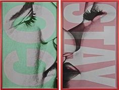 Barbara Kruger - Untitled (Go/Stay)