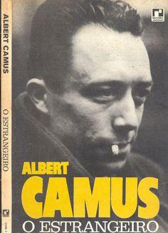 O estrangeiro - Albert Camus - Record I Love Books, Good Books, Books To Read, My Books, Stieg Larsson, Agatha Christie, Albert Camus Books, Jane Austen, Writers And Poets